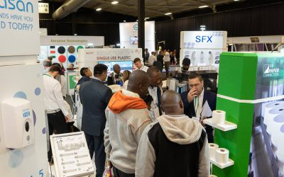 New dates for Cleantex Africa 2021 Exhibition.